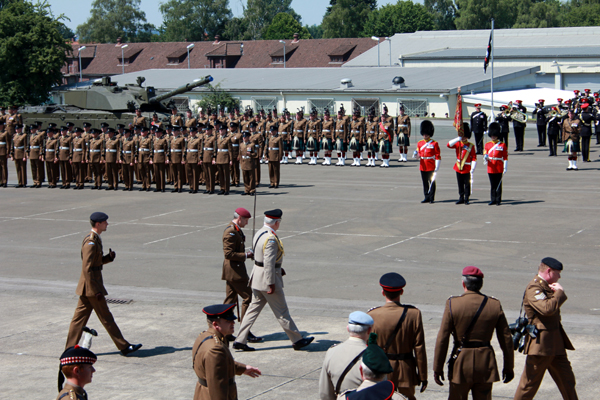 Redesignation Parade 18 July 2014 (13)