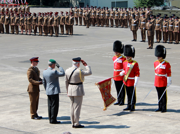 Redesignation Parade 18 July 2014 (18)