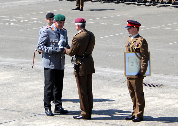 Redesignation Parade 18 July 2014 (25)