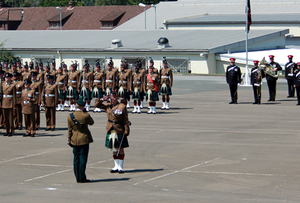 Redesignation Parade 18 July 2014 (3)