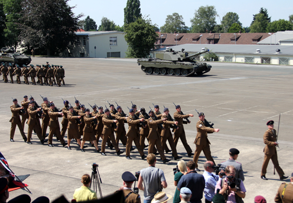 Redesignation Parade 18 July 2014 (43)
