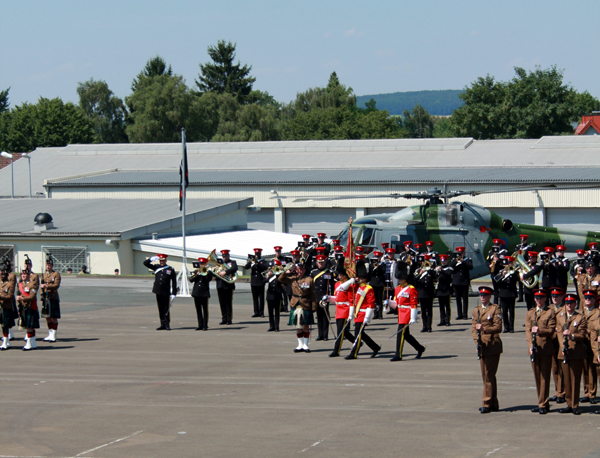 Redesignation Parade 18 July 2014 (5)